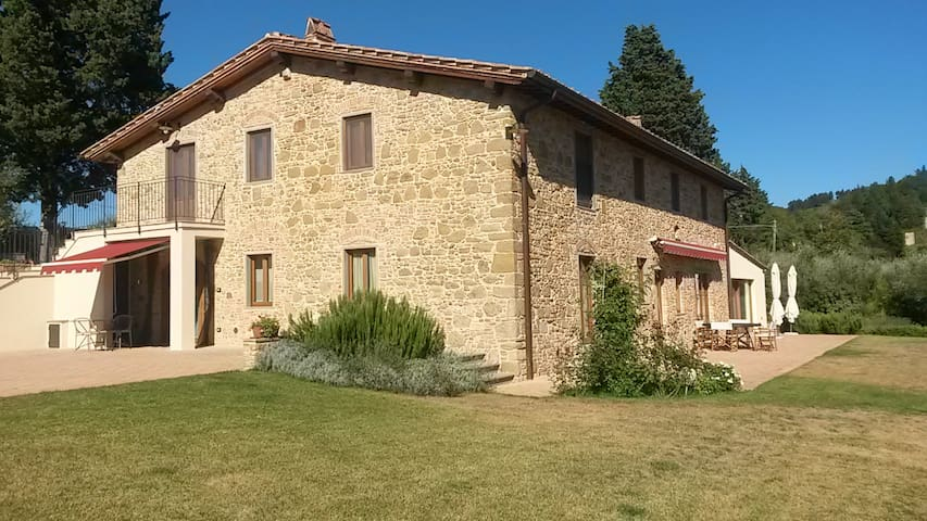 Gorgeous Villa in Chianti - Certaldo - Casa de camp