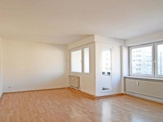 Still empty flat - more photos of the furnished apartment later today.