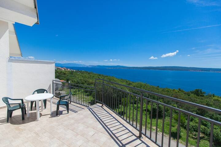 Perfect accommodation for 4-6 pax in Crikvenica