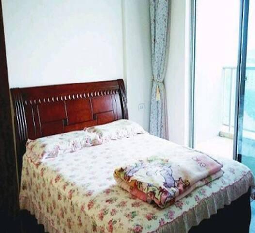 黄州紫金城美景房 - Huanggang - Apartamento