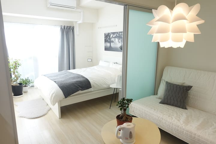 5 min from Nagoya Station by taxi  - Nagoya - Apartment