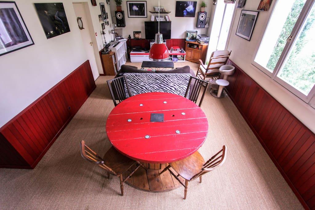 bel appartement de photographe appartements louer villeneuve d 39 ascq nord pas de calais. Black Bedroom Furniture Sets. Home Design Ideas