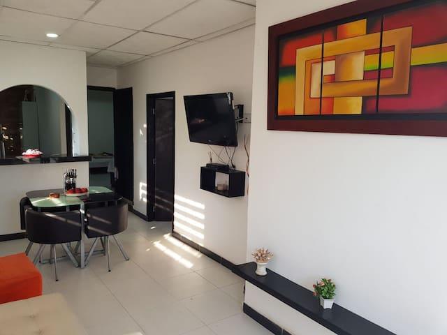Apartamento Sol Caribe