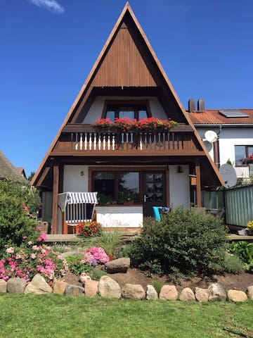 Ferienwohnung Alte Liebe Eggerstorf