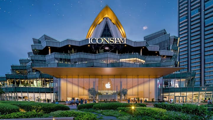 6pax ICON SIAM ★Shopping/Food/Culture★