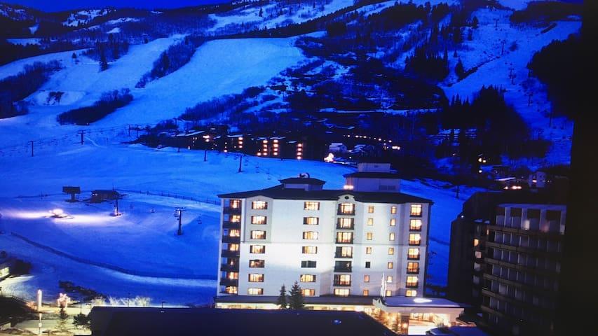 Christmas Ski Steamboat Sheraton12/20-12/27/2020