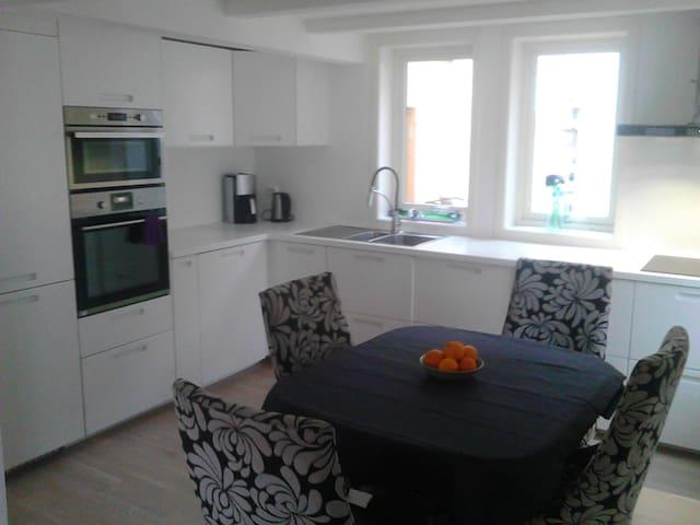Modern house in the heart of Stavanger