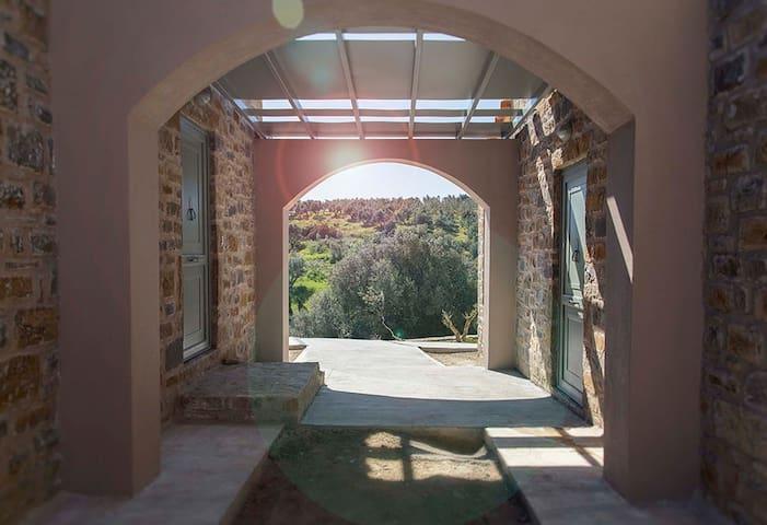 Villa Beige - Afentiko Pigadi - Methoni - Villa