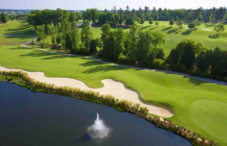 Golf Club at Ballantyne