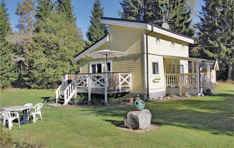 Holiday cottage with 1 bedroom on 66m² in Skånes Fagerhult