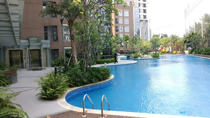 The Mansion Kemayoran 1BR Entire Place Apartment