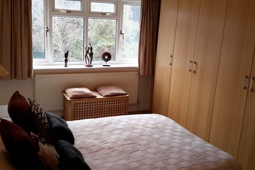 Bedroom from another angle