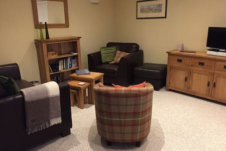 Squirrel Apartment, Carrbridge -cosy & comfortable - Highland - Appartement