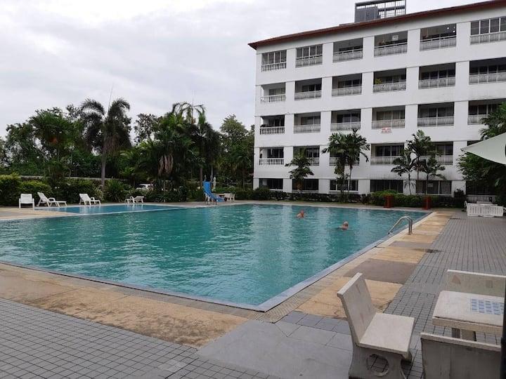 Condominium room in Jomtien Beach Pattaya, Thaland