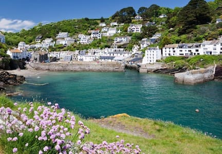 Charming, listed, seaside house, amazing location - Polperro