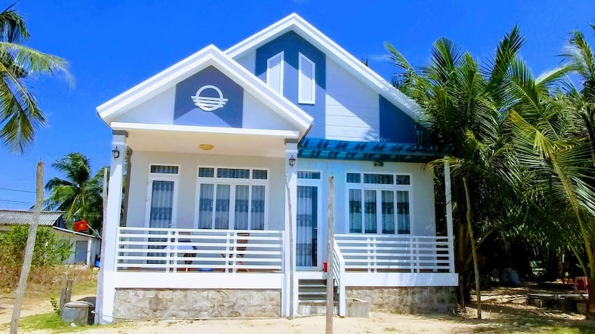 Cozy House, Insel Phu Quoc, 20m to Beach