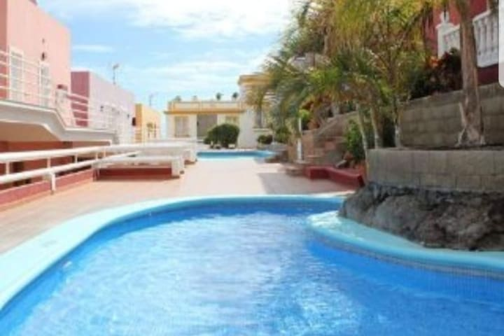 Beautiful Apartment in PUERTO NAOS