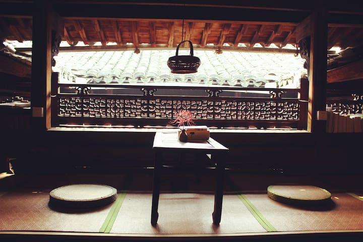 翰林府客栈.特价房 . 黟县碧山最好木雕楼 - Huangshan Shi - House