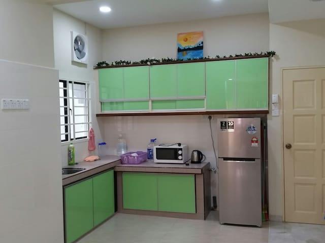 Cozy SJH Apartment @ Bukit Baru