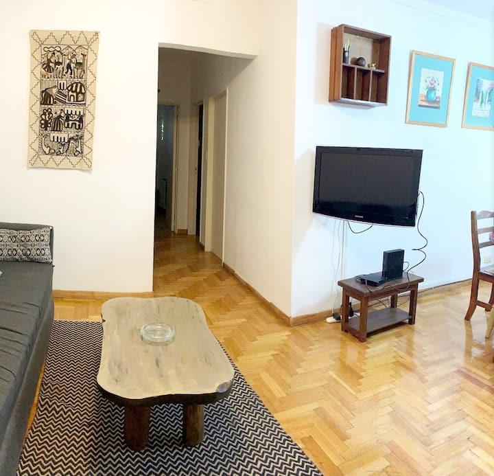 Beautiful apartment in Belgrano!