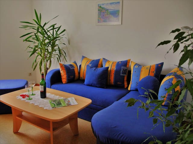 Ferienwohnung Meyer (Schönwald), Ferienwohnung in ruhiger Lage mit Terrasse