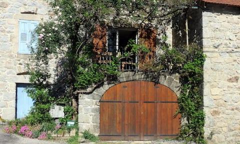 La maison du pèlerin en ardéche