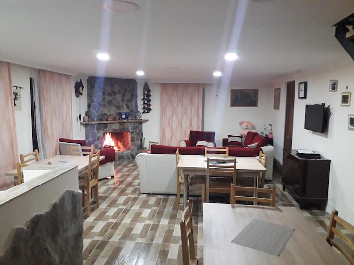 Гостевой дом  Захара Guest house  zaqara
