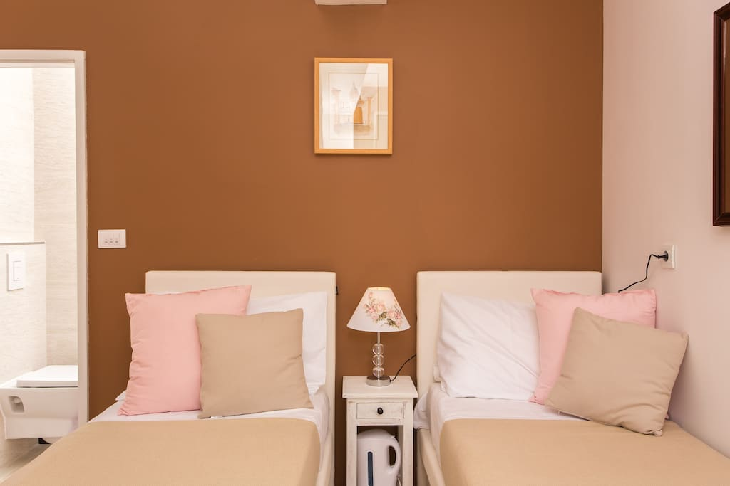 Lovely standard double or twin room