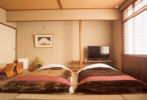 富士山 祥荣会館-本館 - 和式客室/最大3人  #102