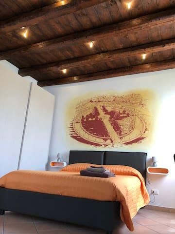 """La stanza di """"Villetta Emi"""""""