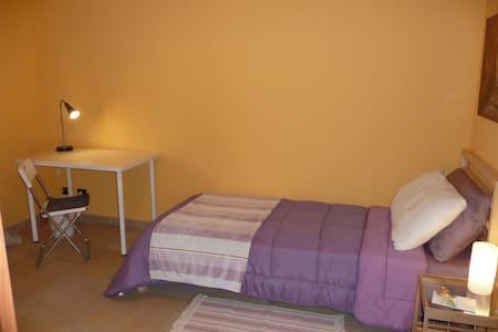 Camera singola, vicino Vicolungo e Biandrate - Casaleggio Novara