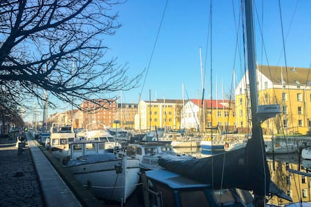 Central and cosy apt.Christianshavn