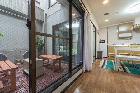 14. Best access 2BR, near Kyoto st - Kyōto-shi - Apartamento