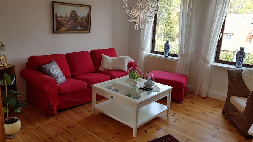 Schnucken-Hus FeWo in der Lüneburger Heide