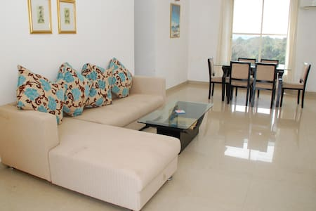 Beautiful 2bedroom apartment in Ruby Residency - Apartment