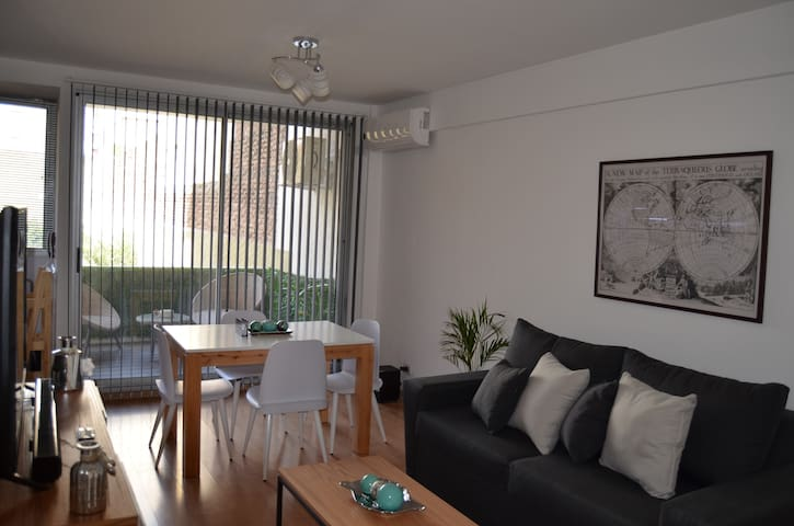 Modern apartment excellent location Palermo Hollyw