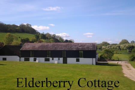 Elderberry Cottage - The Old Barns - Brook - Casa