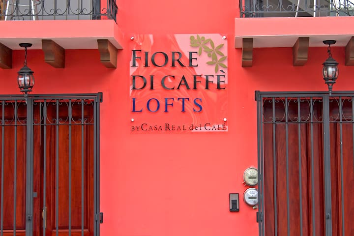 Loft, 2 habitaciones, en el Corazón de Coatepec