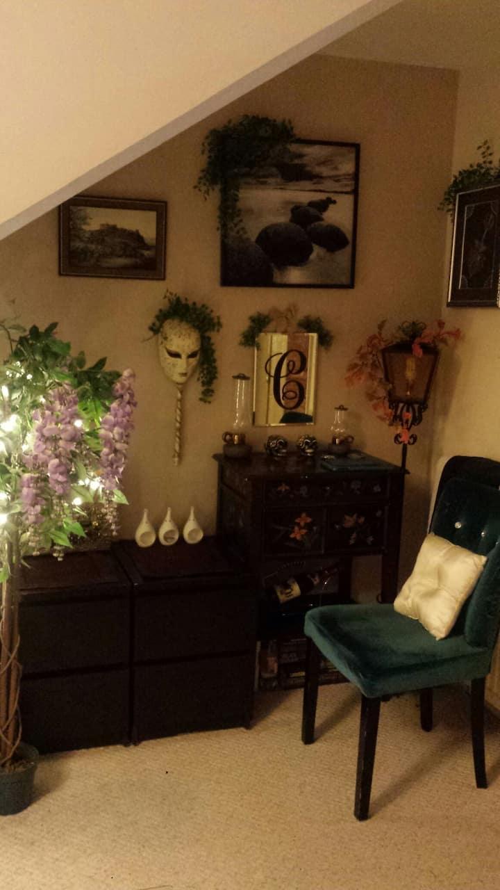 Cozy room  in Southsea.