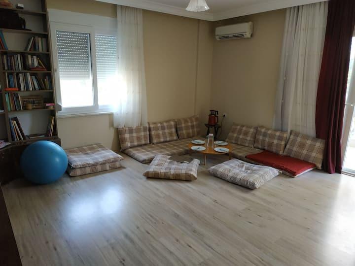 Eco-friendly apartment