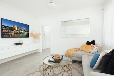Luxury Escape in Bellevue Hill Apartment