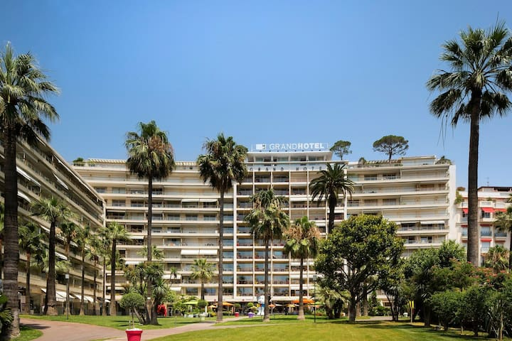 Appartement sur la Croisette au Grand Hotel - Cannes - Appartement