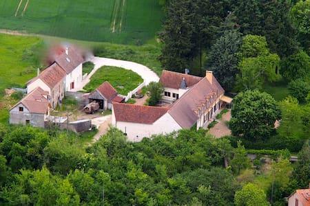 Au calme de Bonny - Bonny-sur-Loire - Talo