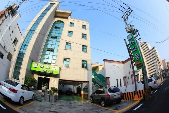 Happyhome guest house - Angae 4-gil, Tongyeong-si - Appartement