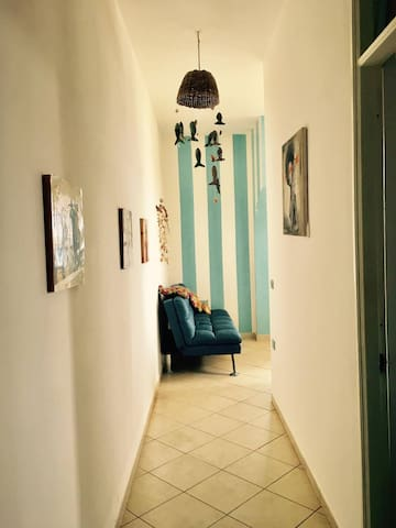 Entrata della casa