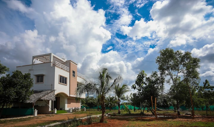 Oxyville: A South Indian private farm-stay