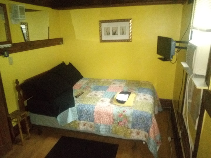 El Parador-Private Room 1 Downtown Full Bed W/Air