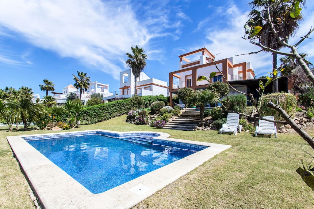 Wonderful villa with views houses for rent in sanl car - Muebles en sanlucar de barrameda ...