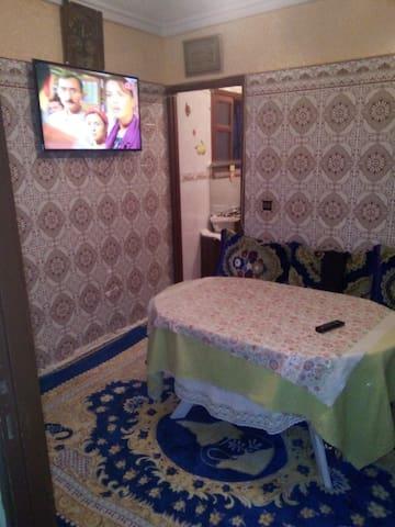 vert Single Room salle - Rabat - House