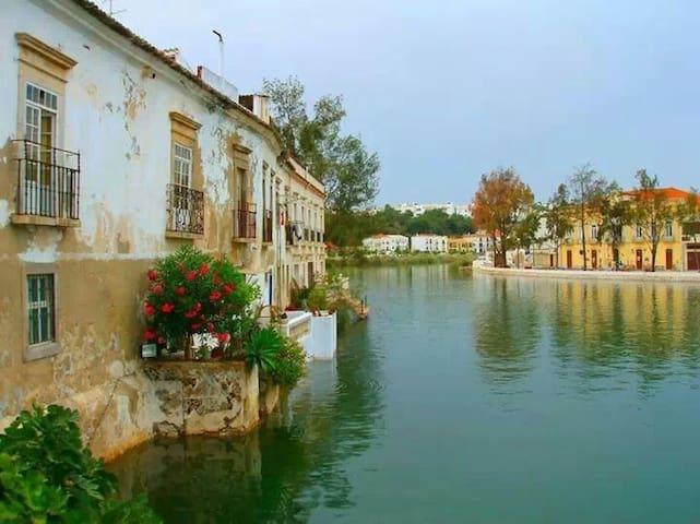 tavira - riverside - surroundings